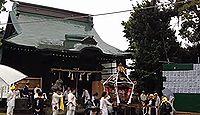 諏訪神社 神奈川県茅ヶ崎市香川のキャプチャー