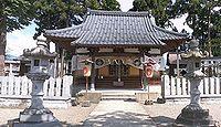 春日神社 福井県大野市春日のキャプチャー