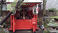 東灌森稲荷神社 - 道灌七稲荷の一社、江戸末期から明治初期に参詣者で賑わった下町信仰