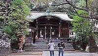 御田八幡神社 - 創建1300年、東京港区三田にある式内の古社で、「釜鳴神事のお社」