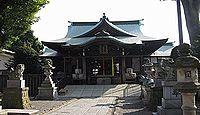 町田天満宮 - 原町田の分村に際して北条氏照が開拓者と相談して創建、町田三天神の一社