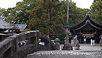 知立神社 - 三河国二宮、東海道三社の一つ、5月の知立まつり、花しょうぶ祭が有名