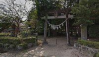 佐地神社 兵庫県丹波市青垣町小倉宮の下