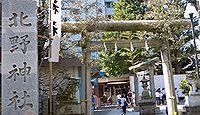 綾瀬北野神社 東京都足立区綾瀬のキャプチャー