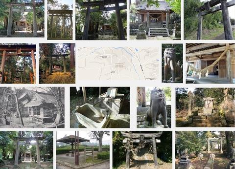 鐙田杵築神社(熊本県熊本市北区植木町鐙田525)