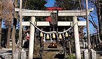 仙川八幡神社 東京都調布市緑ヶ丘