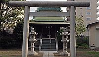 船堀日枝神社 東京都江戸川区船堀