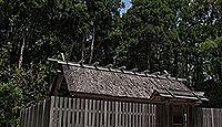 """神服織機殿神社 - 神宮125社、内宮・所管社 アマテラスの服""""和妙""""を織る機殿神社"""