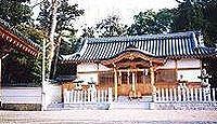 大坂山口神社 奈良県香芝市逢坂のキャプチャー