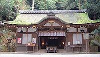 狭井神社 奈良県桜井市三輪のキャプチャー