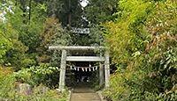 八雲神社 東京都西多摩郡奥多摩町川井のキャプチャー