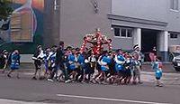 弟子屈神社 - 富山県からの入植者により開拓された地、8月には鐺別獅子舞などの奉納