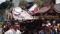 阿治古神社 静岡県熱海市網代