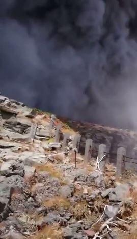 御岳山の噴火:古くからの聖山、頂上にある御嶽神社奥社とは - 岐阜・下呂、長野・王滝のキャプチャー
