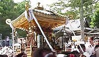 高皇産霊神社 千葉県館山市高井のキャプチャー