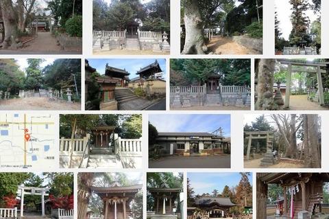 森神社 奈良県天理市森本町のキャプチャー