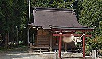 坂本神社 新潟県南魚沼市宮