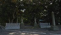 気多御子神社 石川県小松市額見町