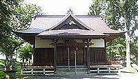 八幡宮(五所川原市元町) - 相馬村五所の祠が大水で流れ着いた五所川原の地名発祥地
