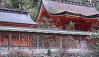 鞆淵八幡神社 - 天皇の寵姫が帰郷で使用した? 石清水八幡宮から贈られた国宝・神輿
