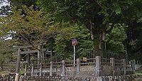 静原神社 京都府京都市左京区静市静原町