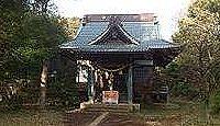 大庭神社(藤沢市) - 近世には天神社・天満天神宮と呼ばれた、式内論社「大庭大明神」