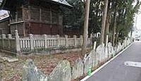 八幡神社 徳島県三好郡東みよし町中庄