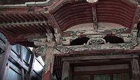 萩原神社 大阪府堺市東区日置荘原寺町