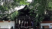 氷川神社(渋谷区本町) - 幡ヶ谷の総鎮守、ヤマトタケル勧請の江戸七氷川の一社