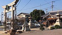 高島神社 岡山県岡山市南区宮浦のキャプチャー