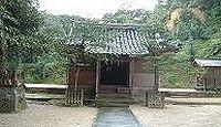 都弁志呂神社 島根県安来市広瀬町広瀬のキャプチャー