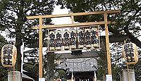 胡録神社 東京都荒川区南千住のキャプチャー