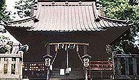 八幡神社 神奈川県横須賀市久里浜