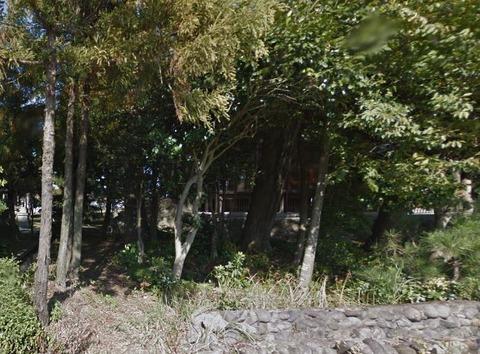 楢本神社 石川県白山市下柏野町のキャプチャー