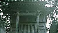 大三王子神社 東京都新島村本村大三山
