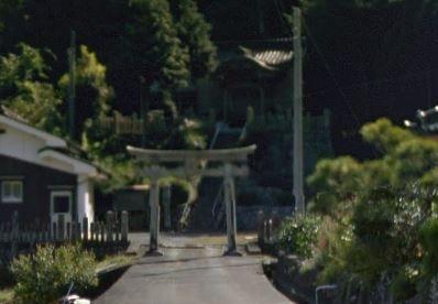 住吉神社  兵庫県宍粟市山崎町上牧谷351