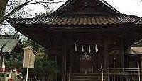 卯辰神社 - 幕末に加賀藩主が卯辰山開拓に際して兼六園にあった竹沢御殿の天満宮を移築