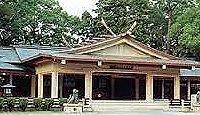 三重県護国神社 - 禁門の変以来の英霊6万3百余柱、子供武者参りなど子供の成長を願う神