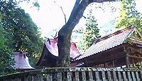 利川神社 鳥取県鳥取市青谷町早牛