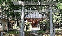六所神社(鶴岡市上藤島) - 武家の崇敬厚く、後醍醐帝の皇孫御陵がある出羽国総社
