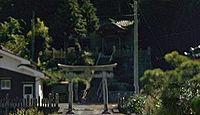 住吉神社 兵庫県宍粟市山崎町上牧谷