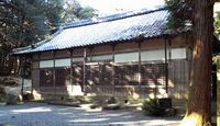 酒井神社 三重県鈴鹿市徳居町