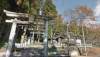 八坂神社 福井県丹生郡越前町天王のキャプチャー