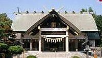 中嶋神社(室蘭市) - 明治23年の創祀、縁起の良い「中島台」に蓬崍殿、例祭は8月5日