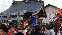 八剣神社 福岡県柳川市大和町中島