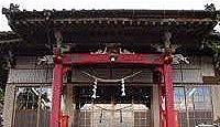 南方神社(枕崎市) - 室町期の遷座で地名残す、上社と下社、全国的に珍しい並列鳥居