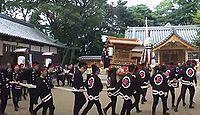 加茂神社 大阪府阪南市箱作のキャプチャー