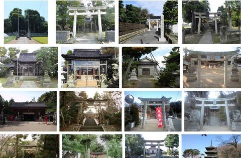 上安田八幡神社 石川県白山市上安田町のキャプチャー