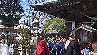 総社神社 群馬県前橋市元総社町のキャプチャー