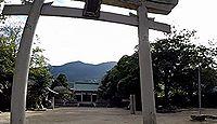 由良神社 - 由良港の熊野権現、明治期に花御所八幡を合祀、軽巡洋艦「由良」艦内に分祀